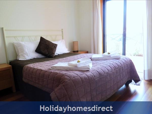 Parque Da Corcovada Ground Floor,luxury 2 Bedroom Poolside Apartment, Algarve: Bedroom