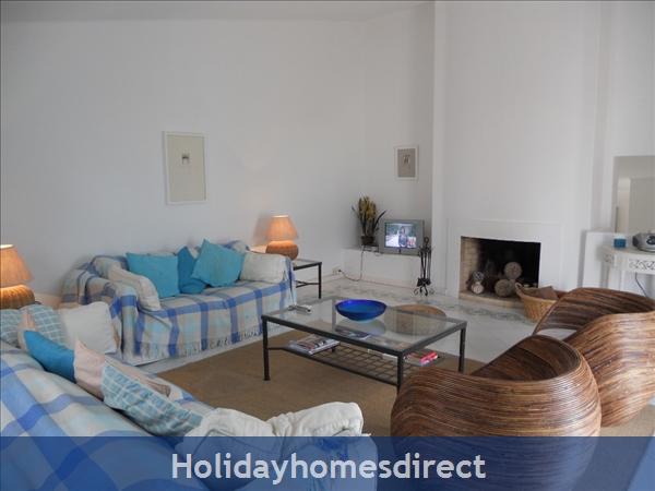 Villa G18 Prainha Village Alvor 2019 Now Booking: Sitting room
