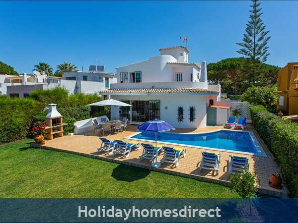 VILLA ANDERWOOD VILAMOURA VILLA WITH PRIVATE POOL