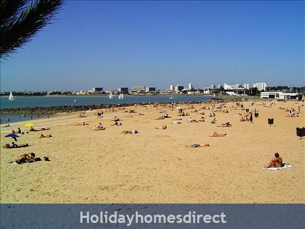 Maison: Beach nearLa Rochelle