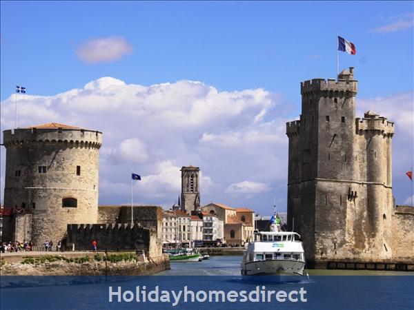 Maison: La Rochelle