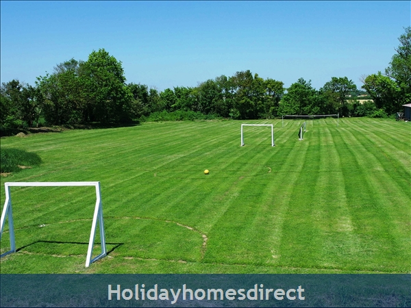 Duplex Gite: Games field