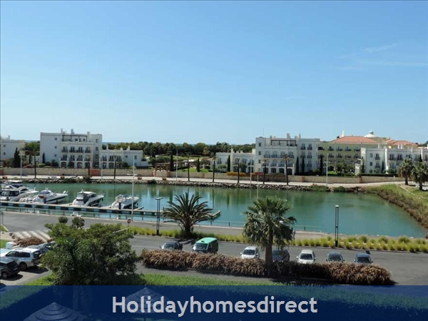 Aquamar, Vilamoura: Balcony View