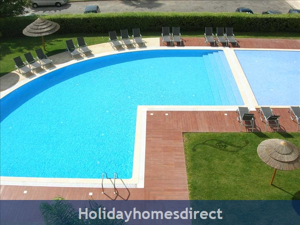 Aquamar, Vilamoura: Swimming Pool