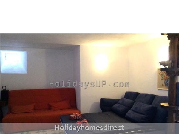 Living area sorrentovilla booking rentals