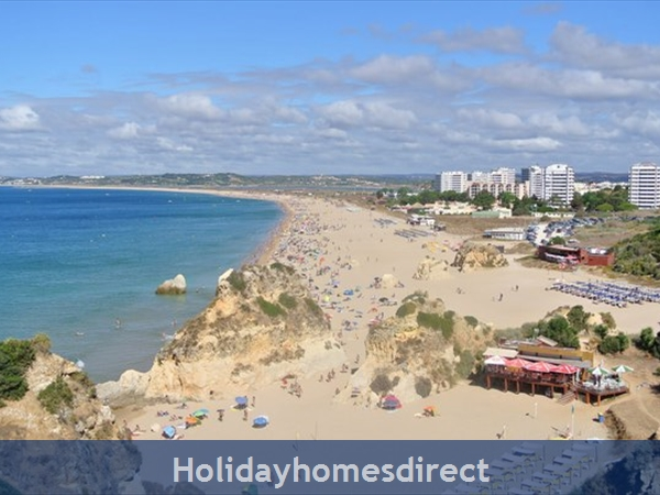 Great 2 Bed/2 Bath Close To Beach & Alvor Village: Beach 12 min walk