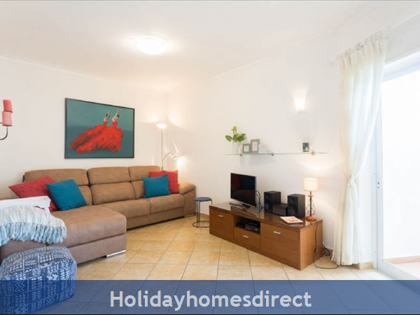 Great 2 Bed/2 Bath Close To Beach & Alvor Village: Lounge