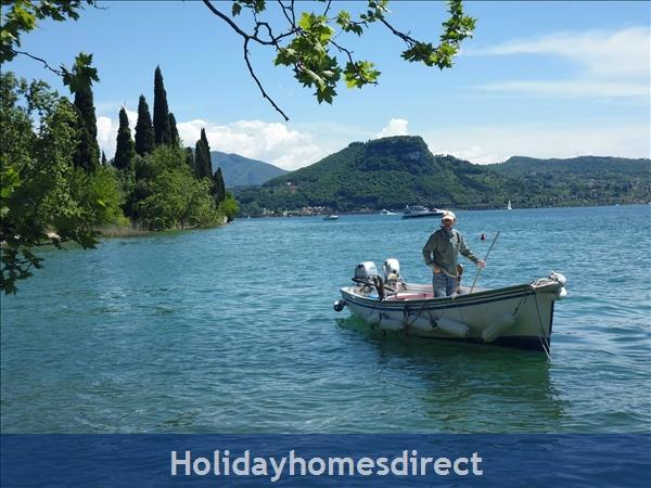 San Vigilio, Lake Garda - 40 mins from apartment