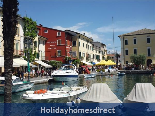 Lazise, Lake Garda - 30mins from apartment