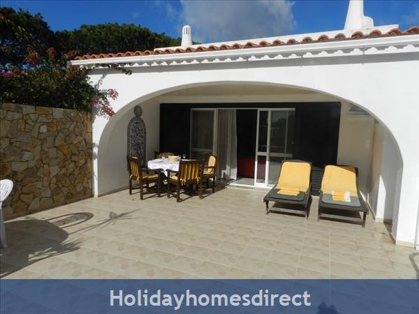 Villa Florides Vale Do Lobo 3 Bedroom Villa With Private Pool: Villa Florides