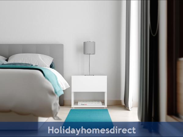 Double bedroom  in salema beach village