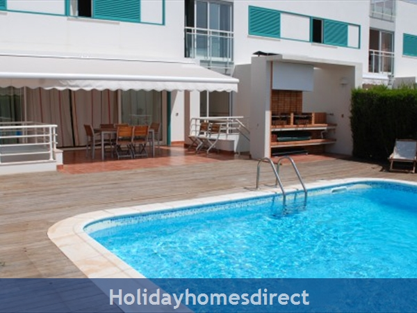 Prainha Village Alvor 4 bedroom villa with pool