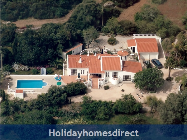 Algarve Vila Maria: Detached luxury villa with pool, just for you