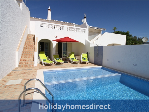 Casa Maresol .. Praia Da Luz. 3 Minutes Walk To The Blue Flag Beach !: Beautiful New Pool