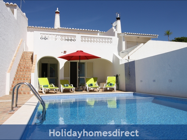 Casa Maresol .. Praia da Luz. 3 minutes walk to the Blue Flag Beach !