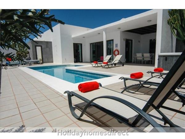 Villa Carolina (196809), Playa Blanca, Lanzarote: Image 10