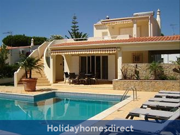 VILLA LOUANNA VILAMOURA PRIVATE VILLA WITH POOL