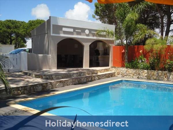 Villa Rosa Vilamoura Vila Sol Private Villa With Pool: Pool
