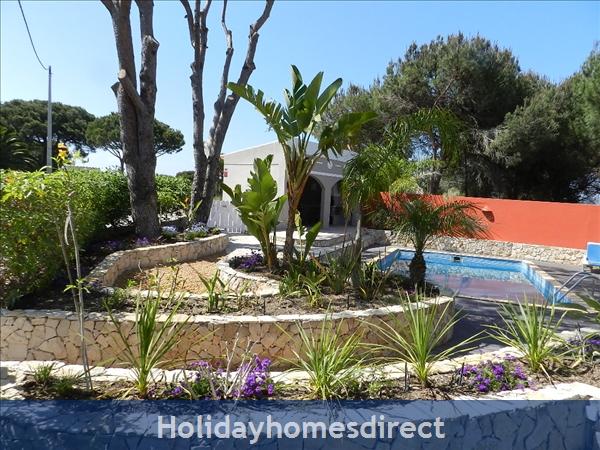 Villa Rosa Vilamoura Vila Sol Private Villa With Pool: Gardens