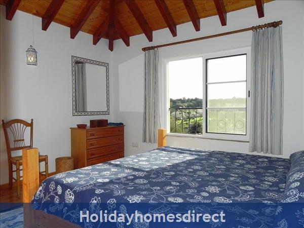 Casa Santolina: 5. Double bedroom, superking bed