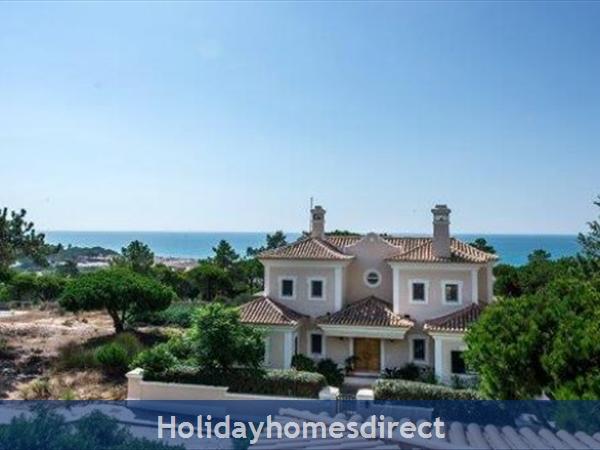 Villa Encosta With Private Pool, Vale Do Lobo: Image 3