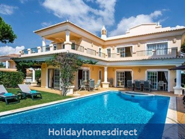 Villa Encosta With Private Pool, Vale Do Lobo