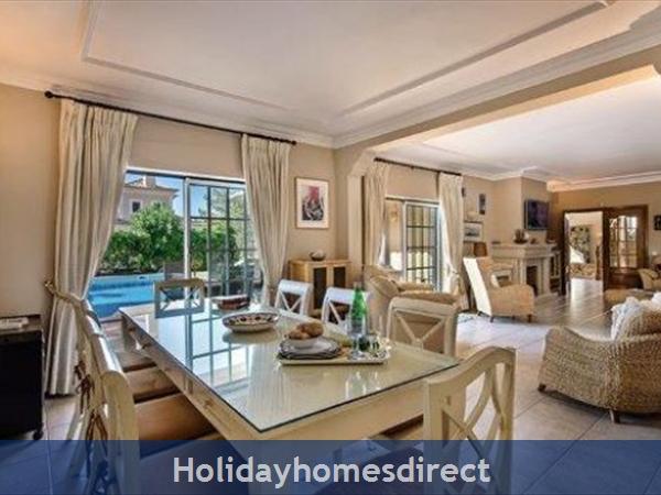 Villa Encosta With Private Pool, Vale Do Lobo: Image 7
