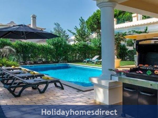 Villa Encosta With Private Pool, Vale Do Lobo: Image 4