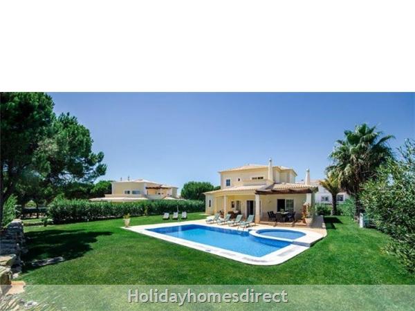 Villa Golfe With Private Pool, Vila Sol, Vilamoura: Image 4