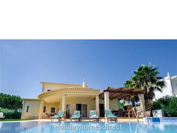Villa Golfe With Private Pool, Vila Sol, Vilamoura: Image 2