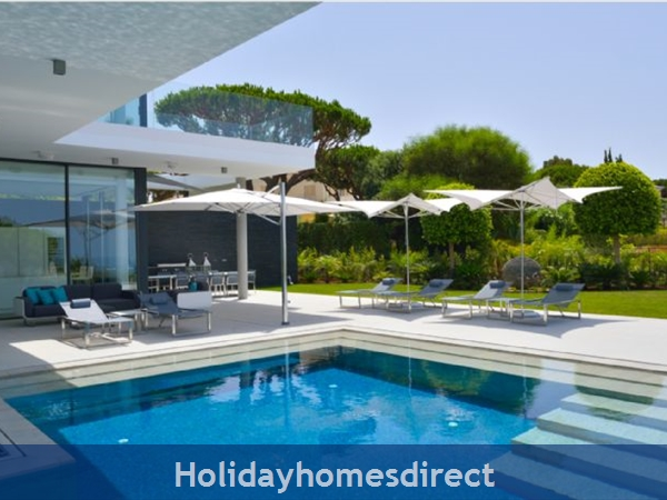 Villa Bond, Luxury Villa With Private Pool, Vale Do Lobo: Image 3