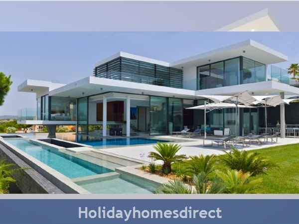 Villa Bond, Luxury Villa With Private Pool, Vale Do Lobo: Image 2