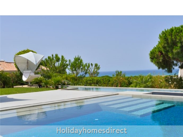 Villa Bond, Luxury Villa With Private Pool, Vale Do Lobo: Image 4