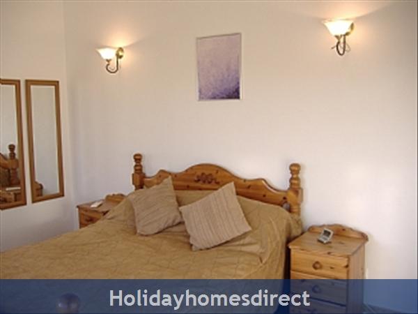Casa Do Mato: Main Bedroom