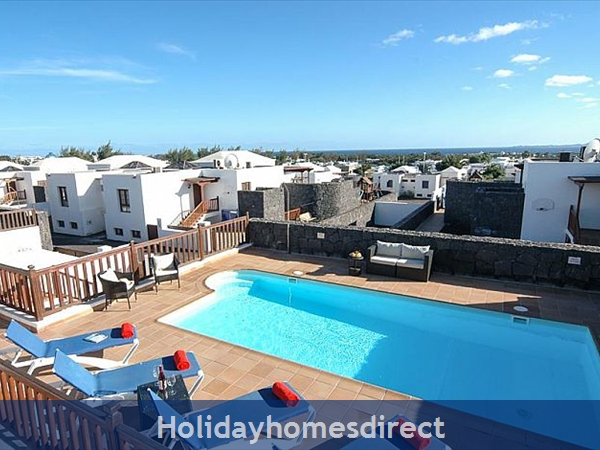 Villa Misha (202786), Playa Blanca
