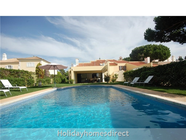 Villa Biarritz Vilamoura 4 Bedroom With Private Pool: Pool