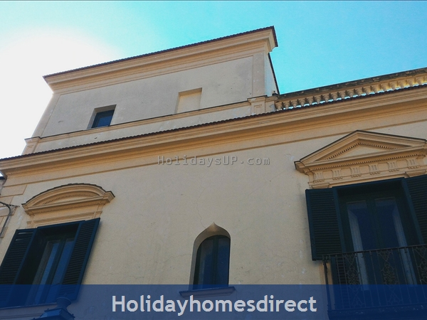 Villa Dimora Emilia - Historic '700  apartments in Amalfi Coast