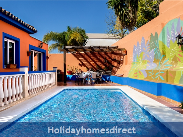 Casa Alegria Lovely House For 10 People With Private Kids Swimming Pool: Casa Alegria lovely house for 10 people with private kids swimming pool