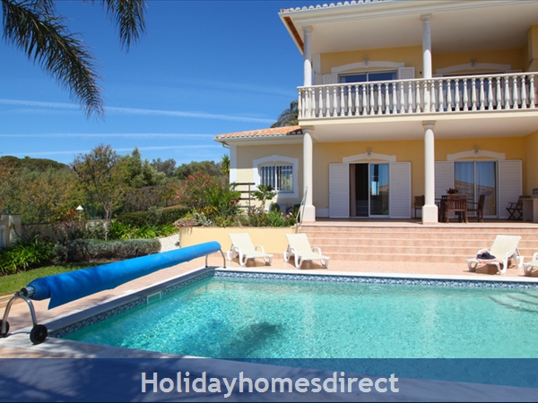 Casa G. With Sea Views, Private Pool And Gated Community.: Gorgeous 3-bedroom Villa with Private Heated Pool
