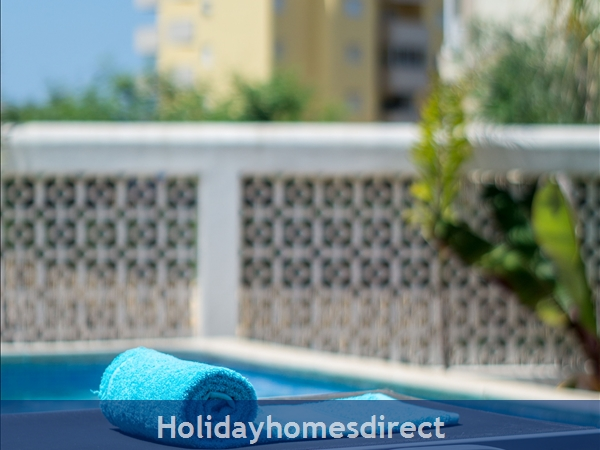Casa Medina, Vilamoura. Stunning 2 Bedroom Townhouse With Private Pool: Image 5