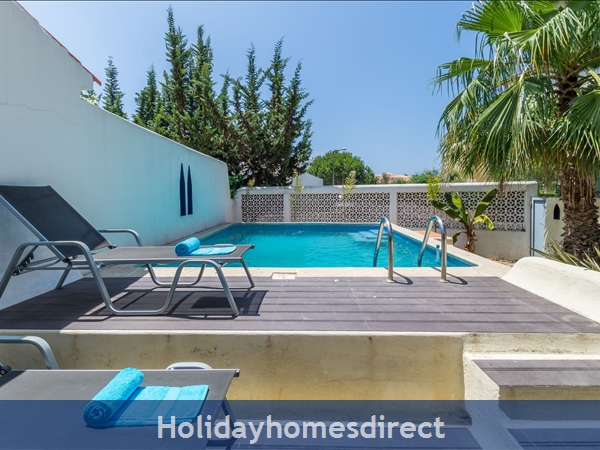 Casa Medina, Vilamoura. Stunning 2 Bedroom Townhouse With Private Pool: Image 3
