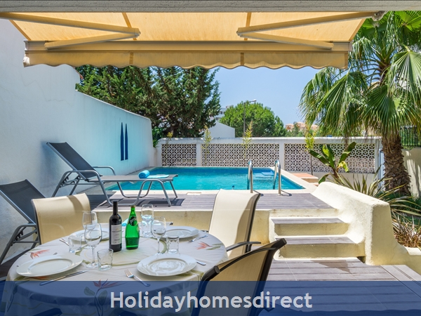 Casa Medina, Vilamoura. Stunning 2 Bedroom Townhouse With Private Pool: Image 4