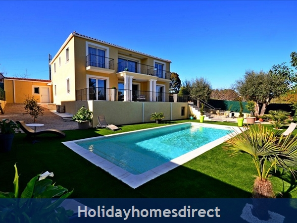 Villa Oceane, 4 bedroom villa with private pool