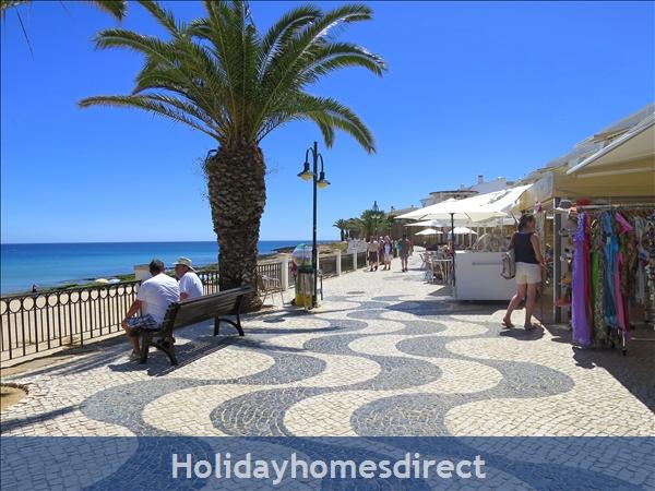 Vilas das Acacias Apartment BG - Praia da Luz. Walk everywhere including the beach !