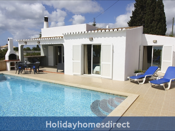 Villamar .. Detached Villa With Sea Views And Private Pool.: Image 3