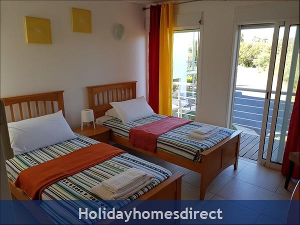 Coastal 3 Bedroom Apartment In Golden Club Resort Cabanas: Bedroom 2