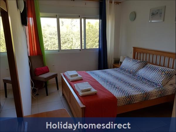 Coastal 3 Bedroom Apartment In Golden Club Resort Cabanas: Main Bedroom
