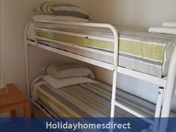 Coastal 3 Bedroom Apartment In Golden Club Resort Cabanas: Bedroom 3