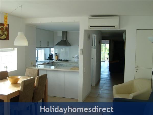 Coastal 3 Bedroom Apartment In Golden Club Resort Cabanas: Living 1