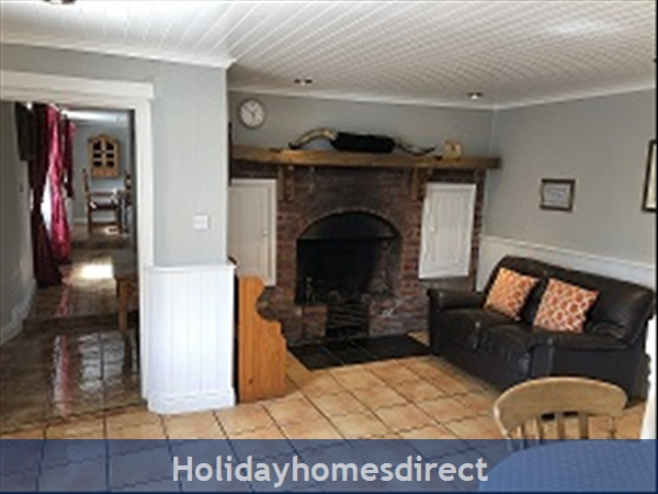 Ballyduboy House - 5 Bedroom House Close To The Beach With Private Beach Access: Image 5